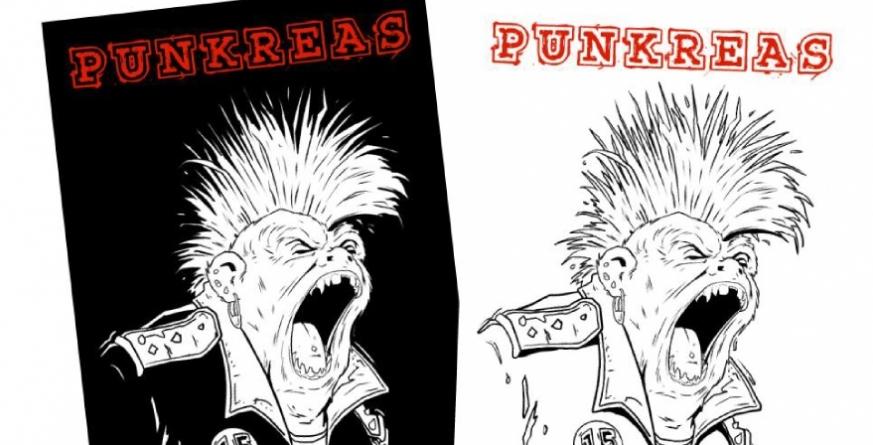 Punkreas izdaje kompilaciju pjesama na kaseti