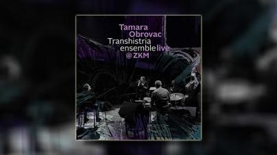 """Objavljen """"Live @ ZKM"""", prvi koncertni album Tamare Obrovac"""