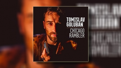 "Tomislav Goluban objavio novi album ""Chicago Rambler"""