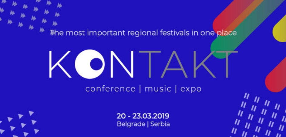 KONTAKT - manifestacija posvećena muzičkom biznisu - treći put u Beogradu