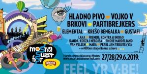 Najavljen najjači Mostar Summer Fest do sada