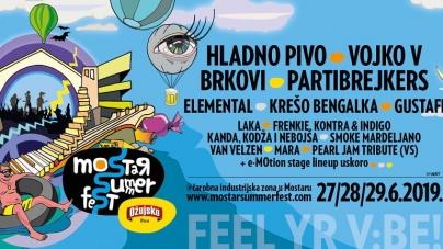 Organizirani prijevoz iz čitave BiH na Mostar Summer Fest