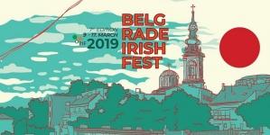 Springtime in Belgrade! – Sedmi Beogradski Irski Festival u martu
