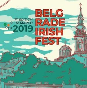 Srpsko-irska digitalna konferencija na sedmom Beogradskom Irskom Festivalu