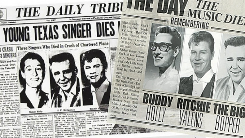 'The Day the Music Died' – Na današnji dan 1959. godine poginuli su Buddy Holly, Ritchie Valens i J.P. Richardson