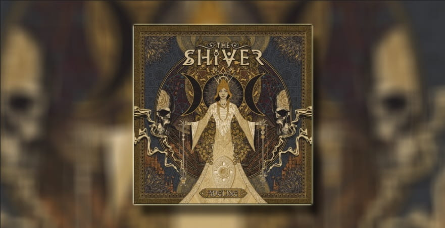The Shiver Announce The Reissue Of Adeline Via Wormholedeath