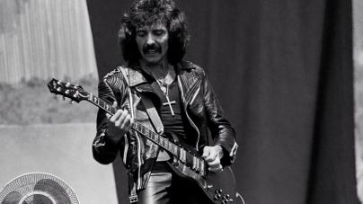 Toni Ajomi – 15 stvari koje (možda) niste znali o gitaristi Blek Sabata