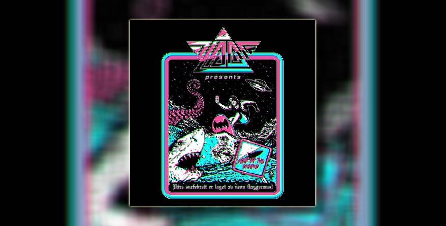 "Yeltsin's Atomic Orchestra objavili debitantski album ""The Fear Of The Sharks"""