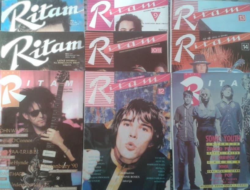 časopis Ritam