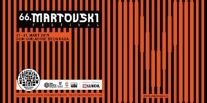 66. Martovski festival od 27. do 31. marta u Domu omladine Beograda
