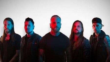 Any Given Day release video for new single 'Lonewolf' off the upcoming album 'Overpower'