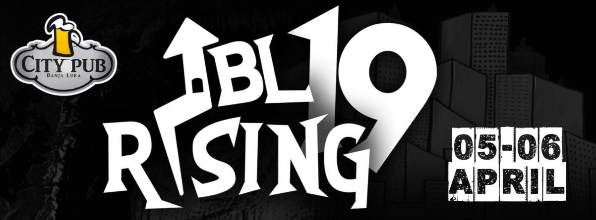 Poznata imena bendova koji će nastupiti na BL Rising-u 19