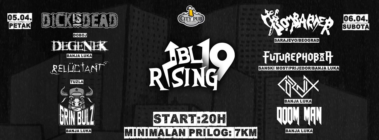 BL Rising 2019