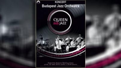 Budapest Jazz Orchestra 22. marta u Banjaluci