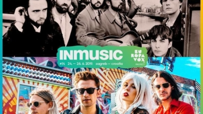 Fontaines D.C. i Black Honey nova imena Europavox stagea na INmusic festivalu #14