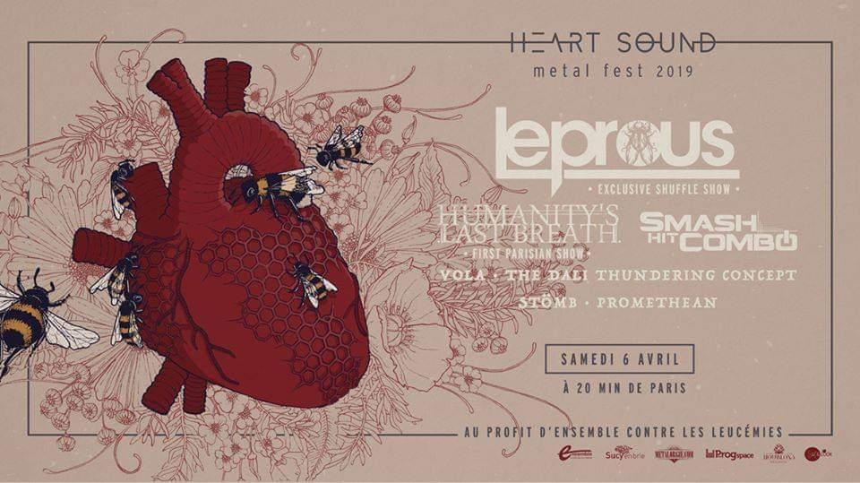 Heart Sound Metal Fest 2019