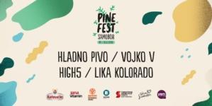 Hladno Pivo, Vojko V, High5 i Lika Kolorado prva imena prvog Pine festivala u Samoboru