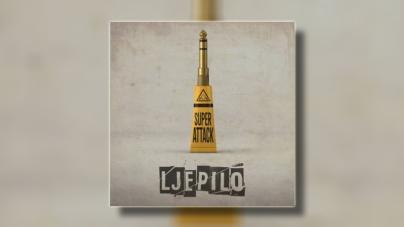 "Ljepilo objavilo album prvijenac ""Super Attack"""