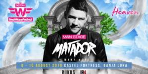 Matador dolazi na Fresh Wave Festival