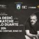 Matija Dedić, Manu Katché i Romulo Duarte 13.04. u zagrebačkom Studentskom centru
