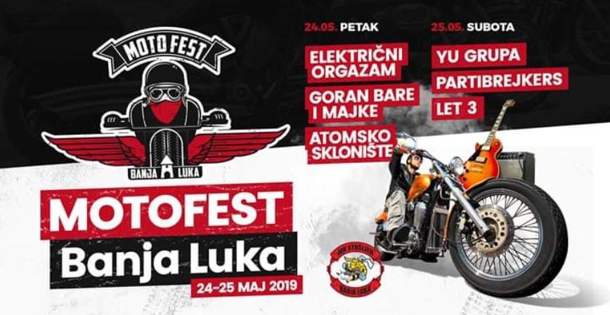 Motofest Banja Luka 2019