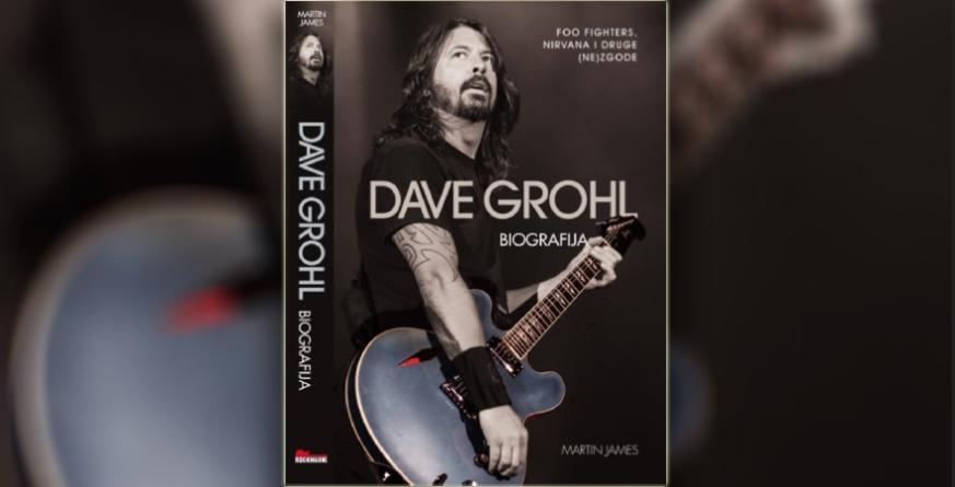 Objavljena knjiga 'Nirvana, Foo Fighters i druge (ne)zgode'