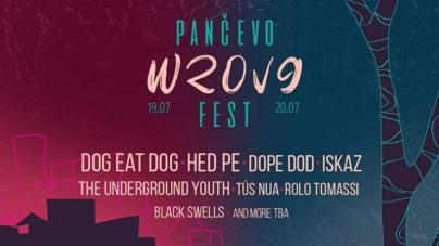 Dog Eat Dog, Hed PE, Rolo Tomassi i drugi na Pančevo Wrong Festu
