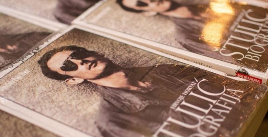 Održana beogradska promocija knjige Hrvoja Horvata – 'Štulić: Biografija'