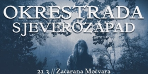 Psihodelični folk noir koncert 21.3. u Začaranoj Močvari