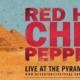 Red Hot Chili Peppers večeras uživo na Piramidama u Egiptu