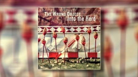 Belgian avant-jazz-rockers The Wrong Object release their new album 'Into The Herd'