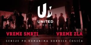 """United Media ekranizuje dela Dobrice Ćosića """"Vreme smrti"""" i """"Vreme zla"""""""