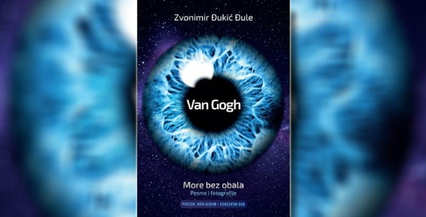 """Knjiga """"Van Gogh – More bez obala"""" u prodaji"""