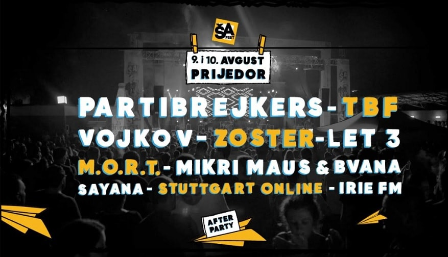 ŠA Fest 2019