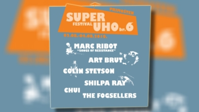 6. SuperUho Festival u Primoštenu posveta je NO Jazz festivalu