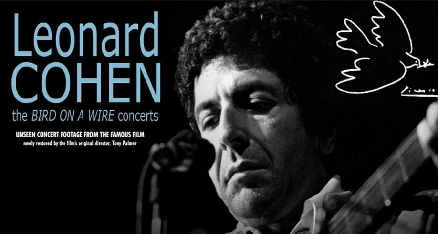 Bird on a Wire Leonard Cohen