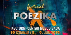 The Strange, J.R August, Katarina Pejak i drugi na 10. Poezika festivalu u Novom Sadu