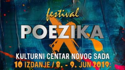 Festival Poezika 2019: Otvoren konkurs za kantautore iz regiona
