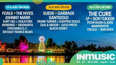 INmusic festival #14 objavio nastup izvođača po danima
