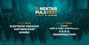 Nektar Puls Fest 28. i 29. juna u NP Kozara