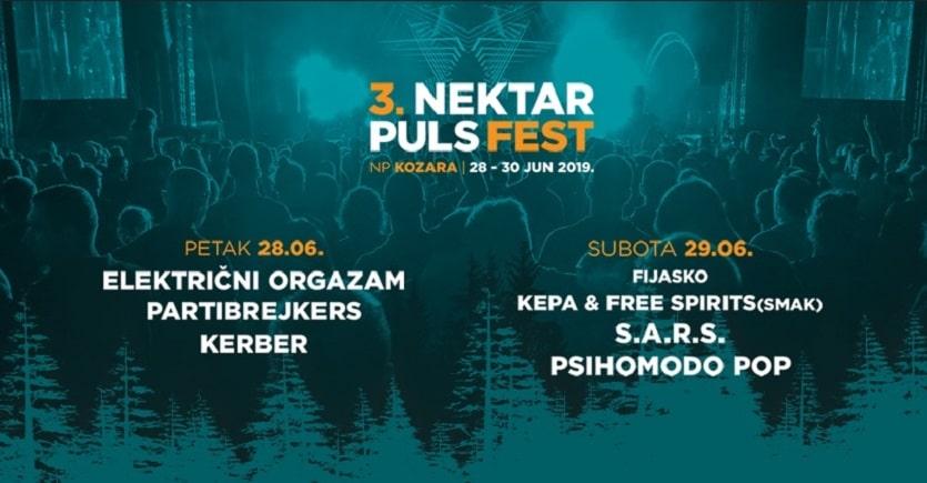 Sve je spremno za 3. Nektar Puls Fest u NP Kozara