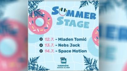 Nektar OK Fest 2019: OK Summer stage donosi najbolje dnevne zabave na Tjentištu