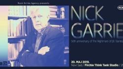 Nick Garrie 20. maja premijerno u Srbiji