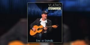 Snimka koncerta Vlatka Stefanovskog iz Koncertne dvorane Vatroslava Lisinskog od sada na Blu-ray i CD izdanju