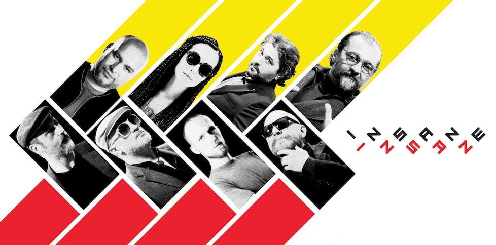 Insane Insan predstavlja svoj prvi album Insanax na koncertu u Sarajevu