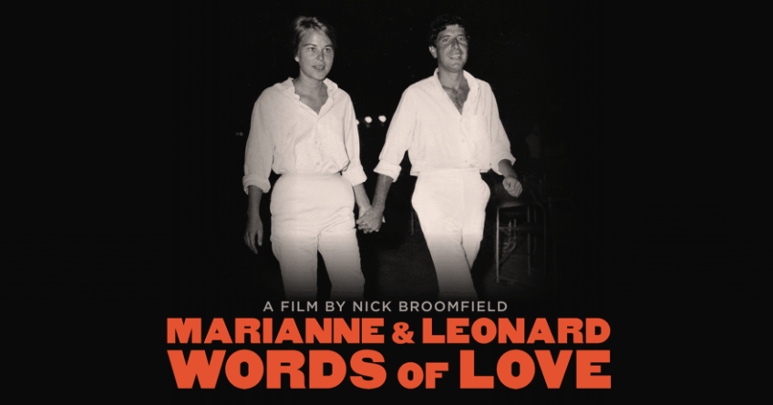 "Objavljen trailer za dokumentarac o Cohenu: ""Marianne & Leonard: Words Of Love"""
