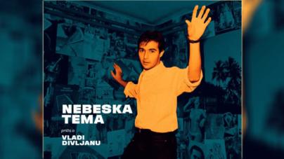 Rasprodate sve ulaznice za hrvatsku premijeru filma 'Nebeska tema' o Vladi Divljanu u Dvorani Lisinski