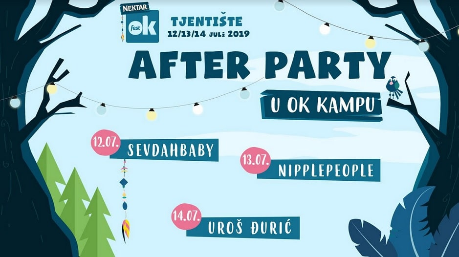 Nipplepeople, SevdahBABY i Uroš Đurić nova imena na Nektar OK Festu 2019