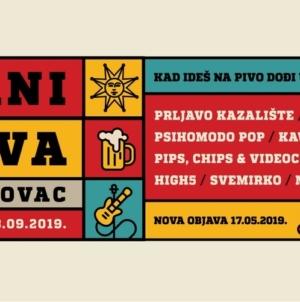 Novi koncept Dana piva Karlovac – Otkrivena prva glazbena imena
