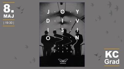 "Promocija knjige ""Joy Division – Deo po deo"" u KC Gradu"